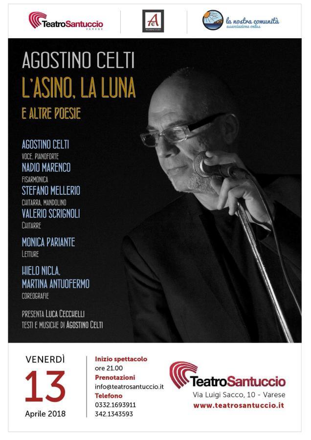Santuccio Locandina A3 print